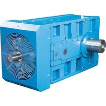 right angle spiral bevel gear reducer 1860 kW, 162000 Nm | G series BENZLERS