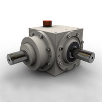 right angle spiral bevel gear reducer 0.8:1 - 6:1 | Z series REDEX