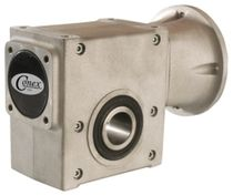 right angle worm gear reducer i = 3 600:1, max. 5 000 lb.in | B series Cone Drive Gearing Solutions