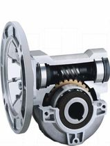 right angle worm gear reducer  HYDROMEC