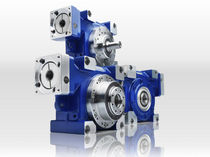 right angle worm servo-gear reducer max. 1 505 Nm, 6 000 rpm | V-DRIVE&reg; series WITTENSTEIN AG
