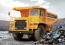 rigid dump truck 45 000 kg | SGR50 Guangxi Liugong Machinery Co., Ltd.
