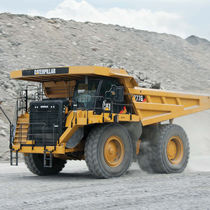 rigid dump truck 106.9 t | 777G Caterpillar Global Mining