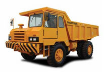 rigid dump truck 20 000 kg | SWORT200R Sinoway Industrial (Shanghai)
