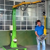 rigid pneumatic load manipulator max. 80 kg | PN FLEX Scaglia Indeva