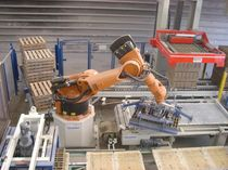 robotic handling cell  Quadra Concrete
