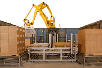 robotic palletizer: articulated type  Brenton Engineering