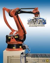 robotic palletizer: articulated type 1 200 p/h, max. 2 000 kg Concetti