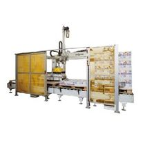 robotic palletizer: gantry type 600 p/h | ROBY 1-PT Prosystem packaging