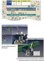 Robotic welding simulation software FD-ST OTC DAIHEN Europe GmbH