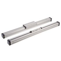 rodless pneumatic cylinder ø 18 - 63 mm | SS series Airwork pneumatic equipment