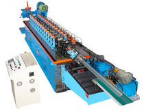 roll forming machine for open profiles 20 - 100 m/min | SF-240L Sen Fung Rollform Machinery Corporation