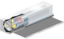 roll-up cover 150 m/mn, 2G | SURE-SPRING® P.E.I.