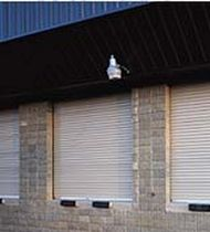 roll-up door max. 10 x 10 ft (3 048 x 3 048 mm) | 502 US Door & Building Components