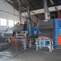 roller hearth annealing and quenching line  Sistem Teknik Industrial Furnaces