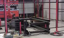 roller rail conveyor for pallet  TITECH