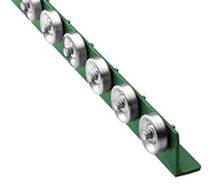 roller rail 75 - 100 lbs | FR1 series ashland conveyor