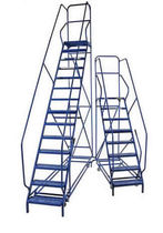 rolling ladder or mobile stepladder  AGF