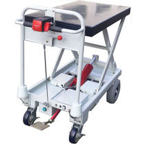 rolling lift table max. 1 000 lb | MCJR-LT series Lift Products .