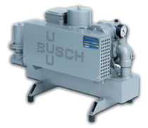 Roots type rotary lobe vacuum pump max. 3115m3/h | Cat, Dingo series Busch