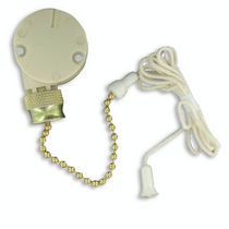 rope/cable-pull switch 3 - 6 A, 125 - 250 V | 1689 Leviton