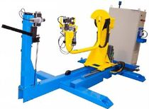 rotary draw tube bending machine max. ø 6.35 mm | SDB 306  SILFAX