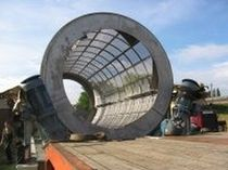 rotary drum screen max. 100 m³ / h Lessines Industries