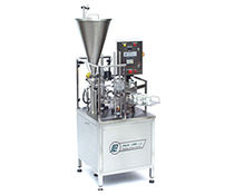 rotary filler for liquids and sealer for pre-formed tray 30 - 60 p/min | NB-070 PackLine