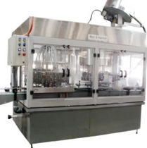 rotary filler and corking machine for liquids max. 400 p/min Weir & Harrod Packaging Machinery