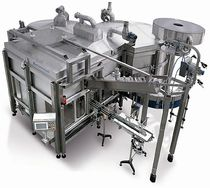 rotary filler and corking machine for liquids  Weightpack