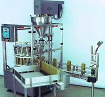 rotary filler / capper for powders / granulates  All-Fill International