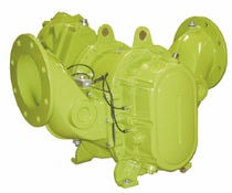 rotary lobe pump for viscous fluids max. 300 m³/h | MG Albin Pump AB