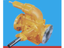 rotary lobe pump for viscous fluids max. 4 980 l/mn, max. 2 800 kPa | L, T series Ebsray