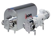rotary lobe transfer pump max. 41 m&sup3;/h, max. 12 bar | TLS series INOXPA