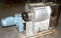 rotary valve for pneumatic conveying CE Lessines Industries