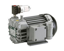 rotary vane combined vacuum pump and compressor 3 - 7.2 m³/h, 0.12 - 1 bar | VS/CS series Vacuum Design srl unipersonale