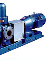 rotary vane pump for viscous fluids max. 250 m&sup3;/h | U2000 series Plenty