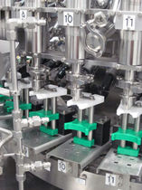 rotary weight filler for liquids max. 480 p/min Pneumatic Scale