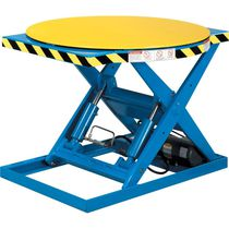 rotating lift table 2 500 - 3 500 lb | Roto-Max series Lift Products .