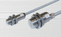 rotational speed sensor 2 mm, 20 kHz, M12 - M18, max. 120 °C | BRS�/� series     BDC ELECTRONIC