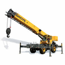 rough terrain telescopic crane max. 35 t, max. 47 m | GROVE RT540E Manitowoc Cranes