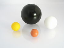 rubber ball  Barbieri Rubber srl