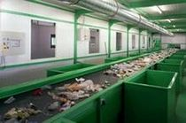 rubber conveyor belt  BOA Recycling GmbH
