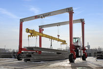 rubber tired gantry crane 30 - 200 t | DB Series Shuttlelift