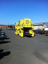 rubber tired gantry crane (special application) MST 20 - 44 CIMOLAI TECHNOLOGY SpA