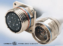 rugged circular connector  Ametek HCC Industries