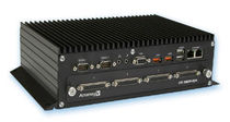 rugged fanless industrial PC AMD®, Geode®, LX800, 500 MHz | IOS-7200  Acromag