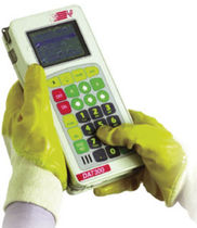 rugged hand-held computer DAT300 4P MOBILE DATA PROCESSING