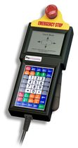 rugged hand-held terminal 16 x 32 char, max. 57 600 bps | ProMotion TWO TECHNOLOGIES