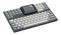 rugged industrial keyboard SpaceSaver Panel  DATALUX
